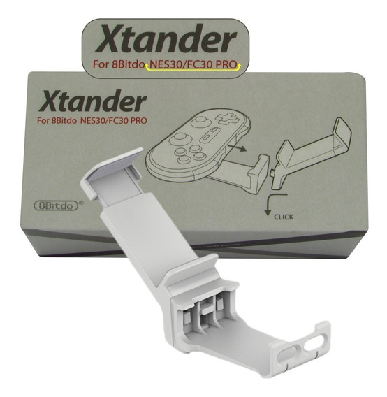 8bitdo Xtander Pro P Nes30 Pro Fc30 Pro Suporte Smartphone