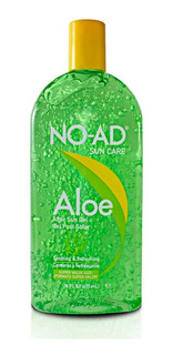 Gel Aloe Vera After Sun Protector Post Bloqueador Solar 475m