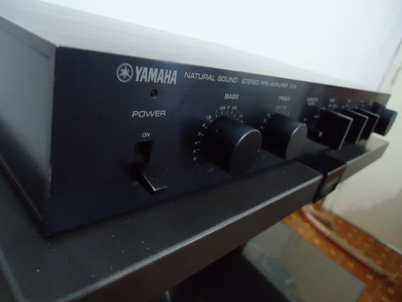 Pre Amplificador Yamaha C2,mcintosh,marantz,sansui,esotech