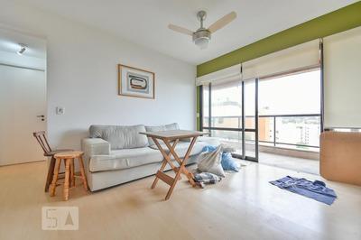 Apartamento No 6º Andar Mobiliado Com 3 Dormitórios E 2 Garagens - Id: 892896093 - 196093