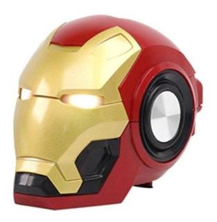 Iron Man / Parlante / Bluetooth / Speakers / Luz Led