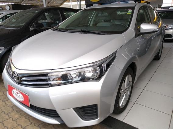 Corolla 1.8 Gli 16v Flex 4p Automático 63303km