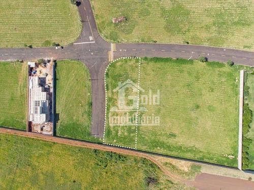 Terreno À Venda, 1000 M² Por R$ 510.000,00 - Condomínio Royal Park - Ribeirão Preto/sp - Te0292