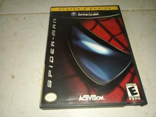 Oferta, Se Vende Spider-man Nintendo Gamecube