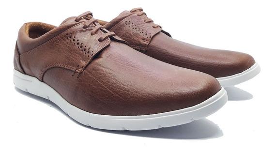 Zapatos Nauticos Hombre Cuero Mocasines Liviano Felipe Tibay