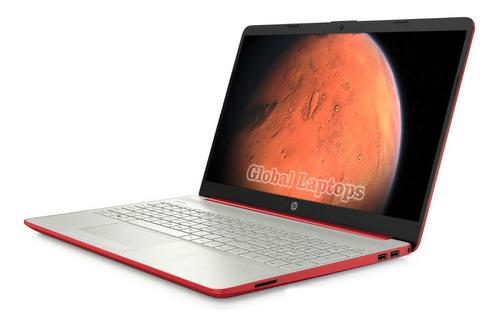 Imagen 1 de 4 de Laptop Hp 15 N5000 4 Núcleos Win10 (4gb + Disco Sólido 128)
