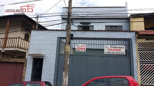 Galpão À Venda, 396 M² Por R$ 1.500.000,01 - Freguesia Do Ó - São Paulo/sp - Ga0083