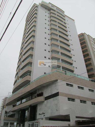 Imagem 1 de 30 de Apartamento Com 2 Dorms, Aviação, Praia Grande - R$ 448.000,00, 77m² - Codigo: 3178 - V3178