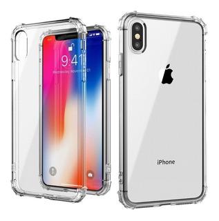 Capa Anti Impacto Queda Transparente Apple iPhone XS