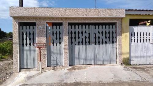 Imagem 1 de 14 de Casa Com 3 Quartos Lado Praia Em Itanhaém Sp - 6693   Npc