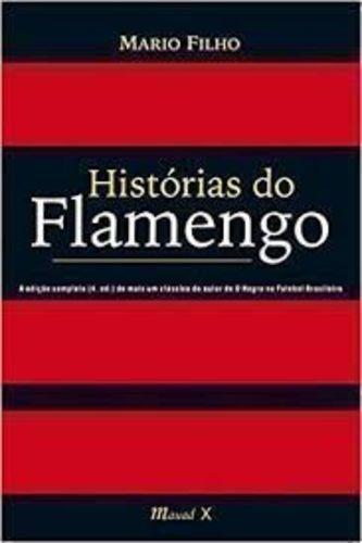 Livro História Do Flamengo Mario Filho