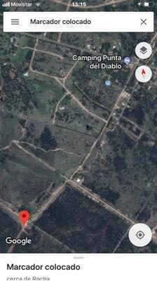 Terreno En Punta Del Diablo - Agreste Zona De Montes