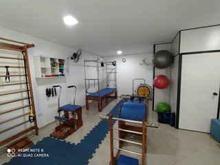 Clinica De Fisioterapia + Studio Pilates Completo Vende-se