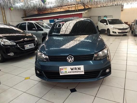 Volkswagen Gol 1.6 Msi Comfortline Total Flex 5p 2017