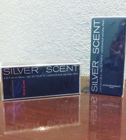 Perfume Silver Scent Intense 100ml. Original!