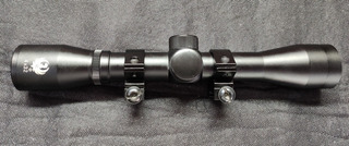 Mira Telescópica Ruger 4x32. Base De 22 Mm.