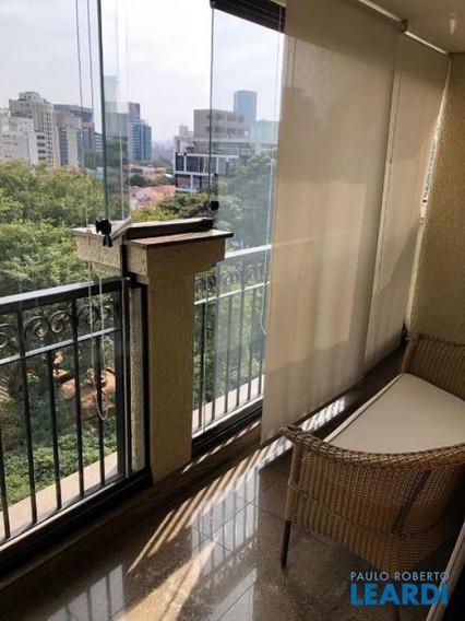 Apartamento - Brooklin - Sp - 580687