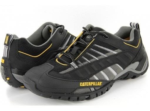 Bota De Trabajo Caterpillar 712247 Blackout Versa 25 - Caba