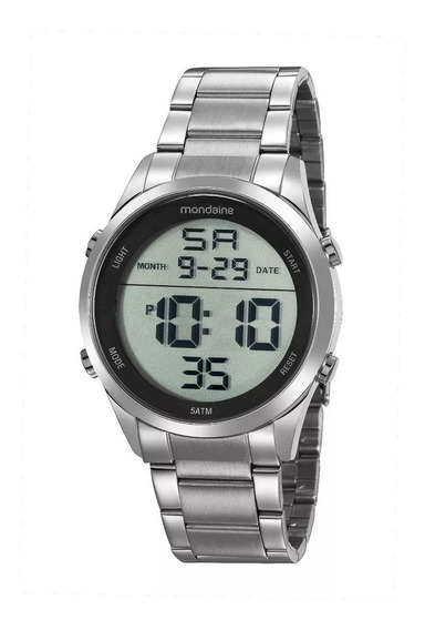 Relógio Mondaine Masculino 53965gomvne1 Digital