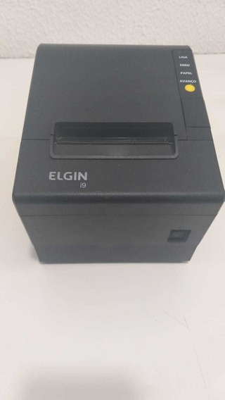 Impressora Térmica Elgin I9 Usb Com Guilhotina