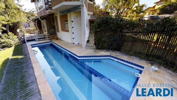 Casa Em Condomínio - Condomínio Colinas Do Japi - Sp - 509599