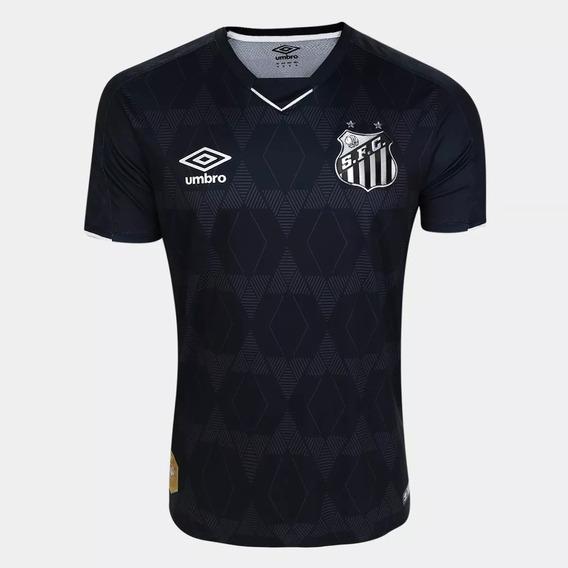 Camisa Santos Ill 19/20 S/n° - Original+ Meia Brinde