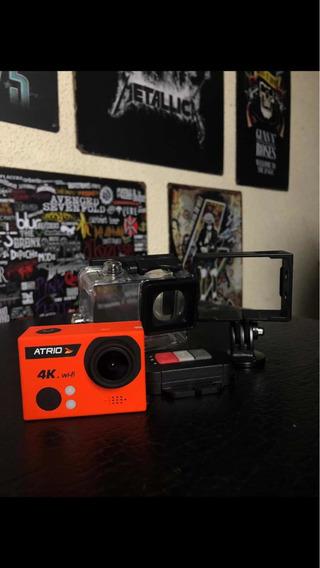 Câmera - Atrio 4k - Wi-fi (ñ Gopro/hero) - Produto Novo