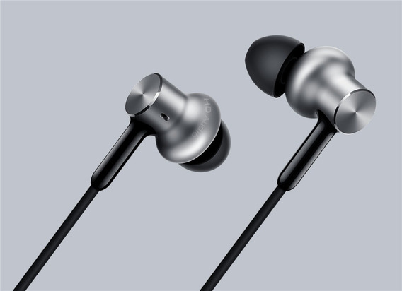 Original Fone Xiaom Pro Hybrid Hd Com Microfone In Ear