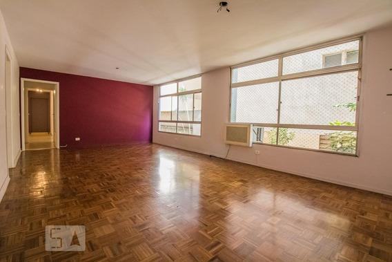 Apartamento Para Aluguel - Higienópolis, 2 Quartos, 143 - 893071661