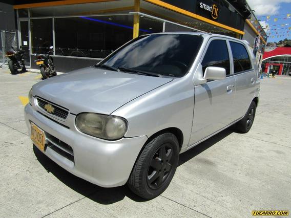 Chevrolet Alto Mt 1000 Con Aire