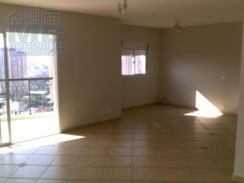 Apartamento Para Alugar, 120 M² Por R$ 4.050,00 - Vila Sofia - São Paulo/sp - Ap3182