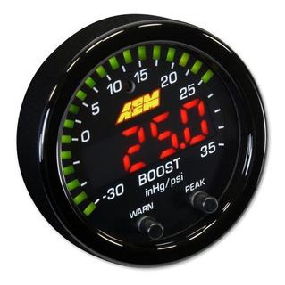 Reloj Aem Presion De Turbo Boost Digital X-series