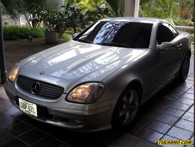 Mercedes Benz Clase Slk 320 Convertible - Automatico