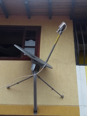 Internet Satelital Alta Potencia Zonas Remotas,rurales Y Urb