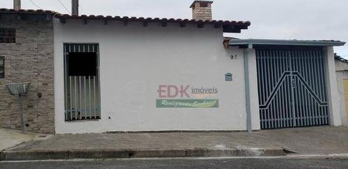 Imagem 1 de 11 de Casa Com 3 Dormitórios À Venda, 180 M² Por R$ 276.000 - Conjunto Residencial Santo Ângelo - Mogi Das Cruzes/sp - Ca5214