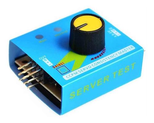 Imagen 1 de 2 de Servo Tester Titan S812 De 4.86v