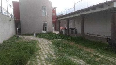 Casa En Renta Con Amplio Jardín En Granjas Banthí