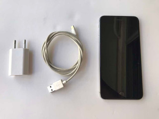 iPhone 6 Plus 128giga + Brinde