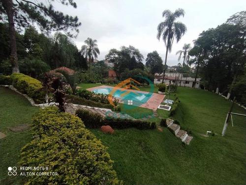 Imagem 1 de 30 de Chácara Com 2 Dormitórios À Venda, 3 M² Por R$ 750.000,00 - Perobal - Arujá/sp - Ch0013