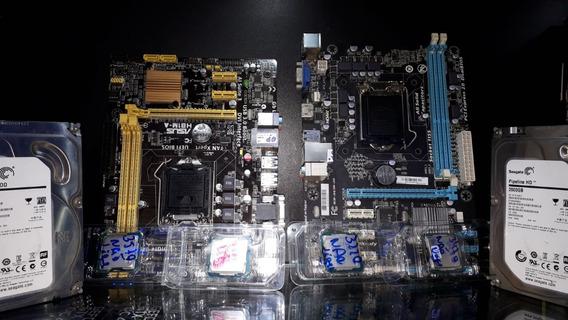 Lote Informática I5 I3 H81 H61 8gb 4gb 1gb Hd Sata Defeito