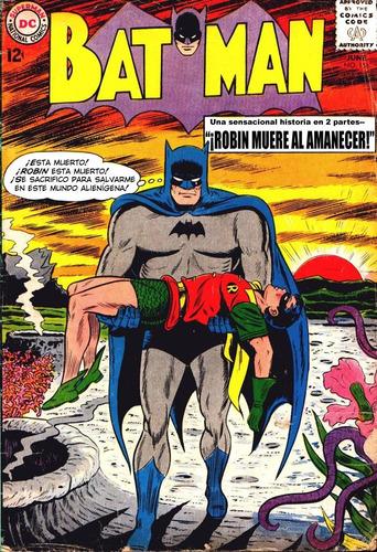 Batman Novaro Mexico Hombre Murcielago
