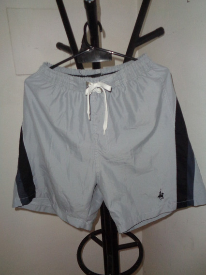 Short Bermuda Malla De Hombre Wellington Polo Club M