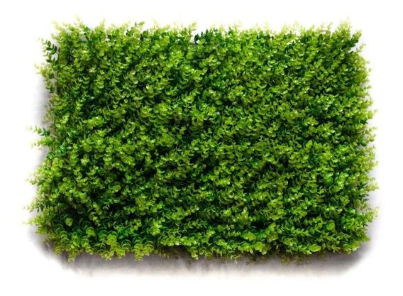 Jardin Vertical Artificial Muro Verde Modelo Pilcomayo