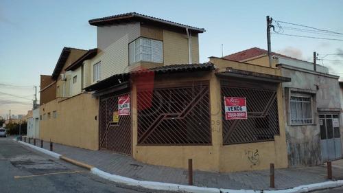 Imagem 1 de 15 de Sobrado - Vila Prudente - Ref: 10245 - V-10245