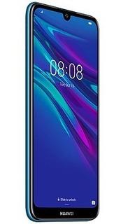 Huawei Y6 2019 Azul 32gb Ram 2gb 13+8 Mpx Nuevo Telcel