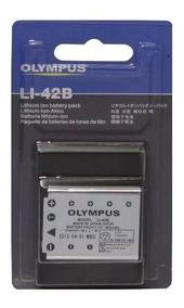 Bateria Li-42b Olympus Camera Digital Fe-350 Wide Ì710