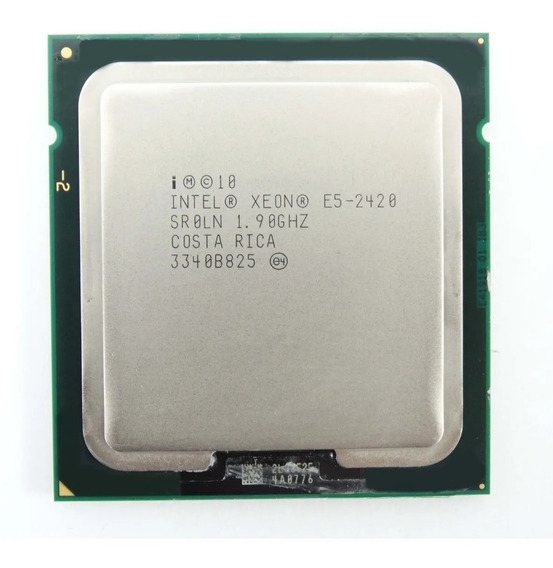 Processador Intel Xeon E5-2420 6c 12t 15m 1,90 Ghz