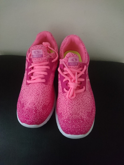 Tenis Athletic Fucsia
