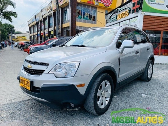 Chevrolet Captiva Sport Fe At 2.4 2011