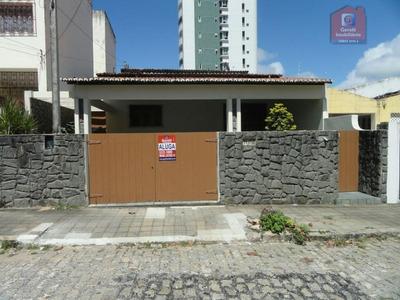 Casa Residencial Para Locação, Tirol, Natal.l1171 - Ca0203